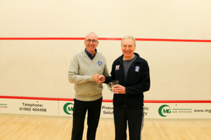 MO65 1st Barry Featherstone (Presented by Ron Stevenson)
