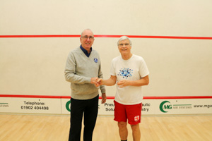 MO65 2nd Ian Graham (Presented by Ron Stevenson)