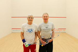 MO65 Finalists Barry Featherstone vs Ian Graham