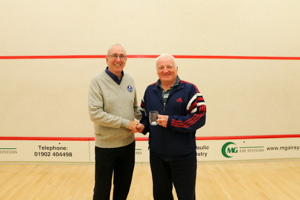 MO70 2nd Adrian Wright (Presented by Ron Stevenson)
