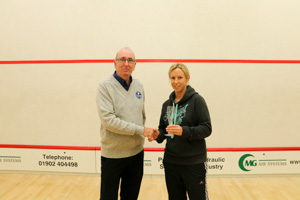 WO35-40 1st Hannah Wright-Davies (Presented by Ron Stevenson)