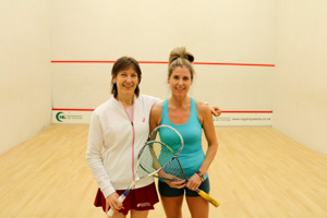 WO50 3rd 4th Play-off Rachel Woolford vs Shelly Walsh