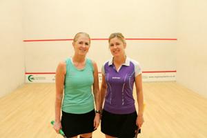 WO50 Finalists Hillary Kenyon vs Rose Bamber