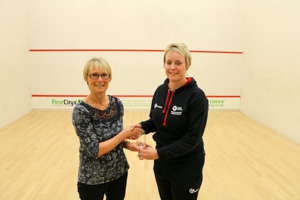 WO60 2nd Celia Toogood (Presented by Alison Goy)