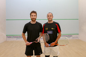 MO35 Finalists Jamie Goodrich vs Keith Timms