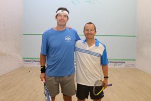 MO40 Finalists Jonathan Gallacher vs Paul Boyle