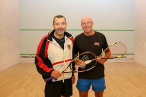 MO55 Finalists John Parkes vs Neil Harrison