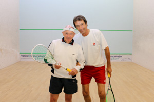 MO70 Finalists Mike Clemson vs Martin Pearse