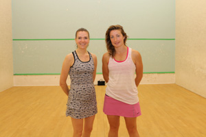 WO35 Match 9 Louisa Dalwood vs Natalie Lawrence