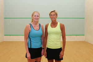 WO50 3-4 Playoff Hilary Kenyon vs Jackie Gregory
