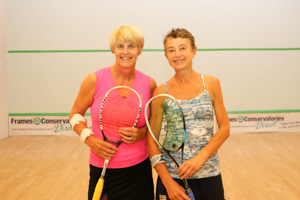 WO55 Finalists Karen Hum vs Jill Campion