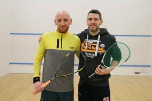 MO35 Finalists James Bowden vs Darren Lewis