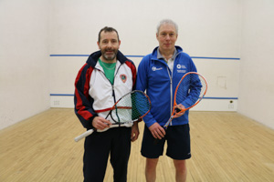 MO55 Finalists John Parkes vs Tom Burton