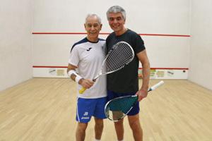 MO65 Finalists John Rae vs Terry Belshaw