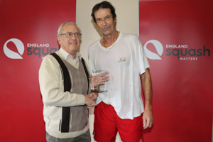 MO70 2nd Martin Pearse (Presented by Bob Townsend)