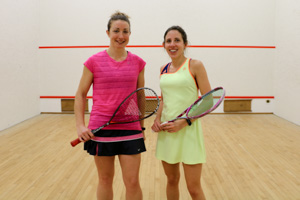 WO34-40 2nd 3rd Playoff Natalie Lawrence vs Natalie Townsend