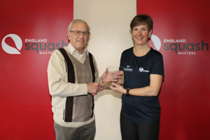 WO45 2nd Sarah Parr (Presented by Bob Townsend)