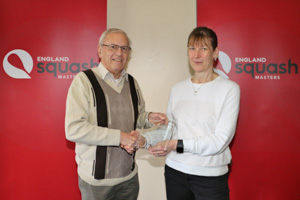 WO50 1st Rachel Woolford (Presented by Bob Townsend)