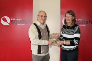 WO55 1st Lesley Sturgess (Presented by Bob Townsend)
