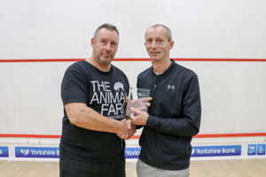 MO45 2nd Andrew Cross (Presented by Mick Todd)