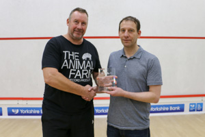 MO50 2nd Marc Aldridge (Presented by Mick Todd)