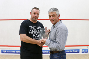 MO65 1st Terry Belshaw (Presented by Mick Todd)