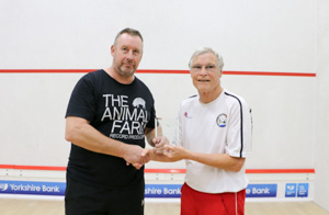 MO65 2nd Ian Graham (Presented by Mick Todd)
