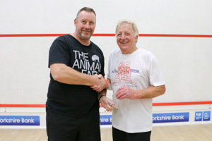 MO70 2nd Chris Ansell (Presented by Mick Todd)