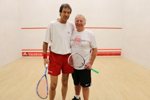 MO70 Finalists Martin Pearse vs Chris Ansell