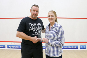 WO50 2nd Hilary Kenyon (Presented by Mick Todd)