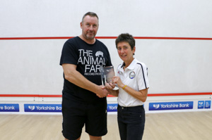 WO55 2nd Sarah Howlett (Presented by Mick Todd)