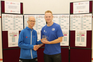 MO40 2nd Christian Donelan (Presented by Paul Vale)