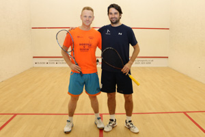 MO40 Finalists Christian Donelan vs Ben Hutton
