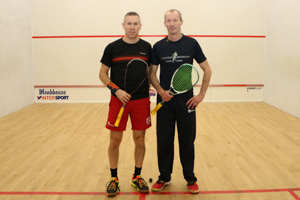 MO45 Finalists Jonathan Gliddon vs Andrew Cross