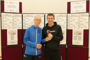 MO50 2nd Darren Withey (Presented by Paul Vale)