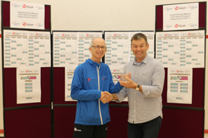 MO60 1st Stuart Hardy (Presented by Paul Vale)