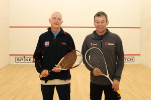 MO60 Finalists Simon Evenden vs Stuart Hardy