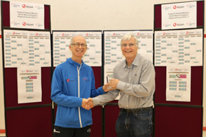 MO65 2nd Ian Graham (Presented by Paul Vale)