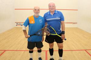 MO75 Finalists John Blurton vs Adrian Wright