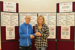 WO45 2nd Kay Fallows (Presented by Paul Vale)