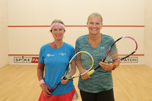 WO45 Finalists Isabelle Tweedle vs Kay Fallows