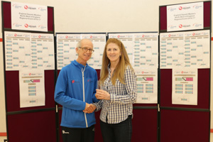 WO50 2nd Hilary Kenyon (Presented by Paul Vale)
