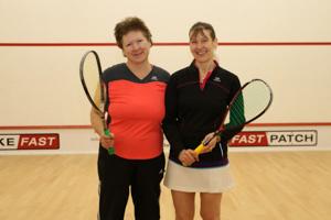 WO50 Match 6 Deborah Rogers vs Rachel Woolford