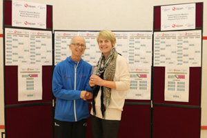 WO55 2nd Karen Hume (Presented by Paul Vale)