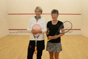 WO55 Match 5 Karen Hume vs Julie Field