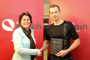MO40 1st Michael McLaughlin (Presented by Roz Brock)