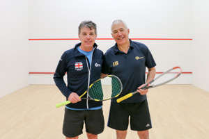 MO55 Finalists Ged Martin vs Ian Bradburn