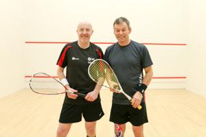 MO60 Finalists Colin Shields vs Stuart Hardy