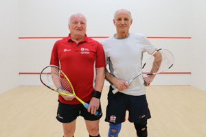 MO70 Finalists Adrian Wright vs Christopher Goodbourn