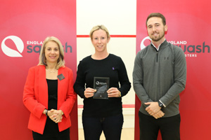 WO35-40 2nd Hannah Wright-Davies (Presented by Joy Carter and Ian Fowler)